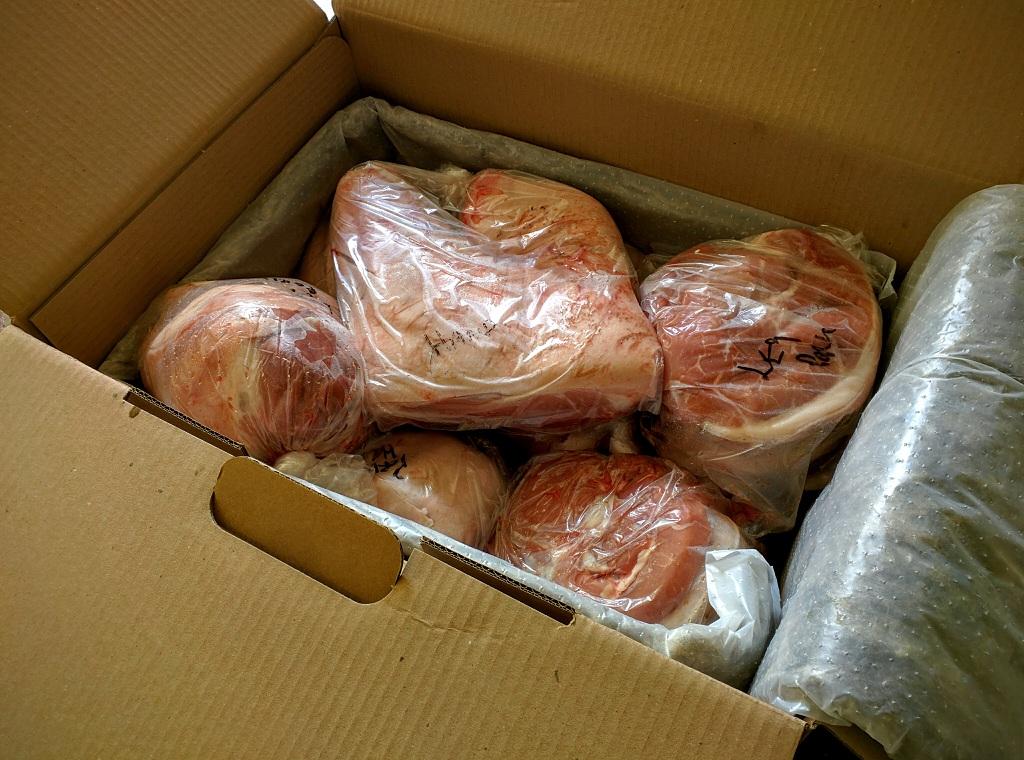 Pork box